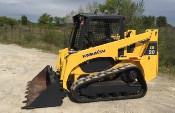 KOMATSU CK20 vendu